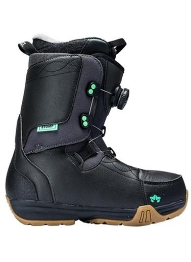 Rome Snowboard Botu Siyah